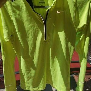 Nike Neon workout shirt.  Small